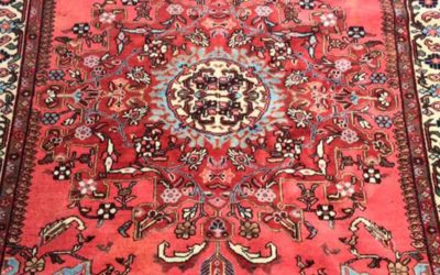 What happens when you take my rugs out of the house for cleaning?