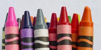 Fiber Protect Crayons