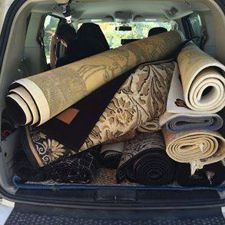 Rug Pick-up and Delivery