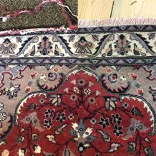 Services Rug Repair of Fringe